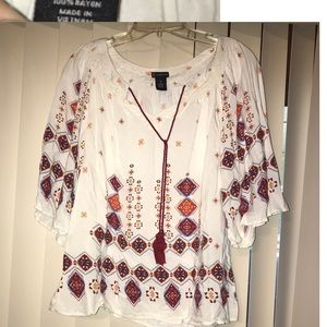 New Direction Blouse